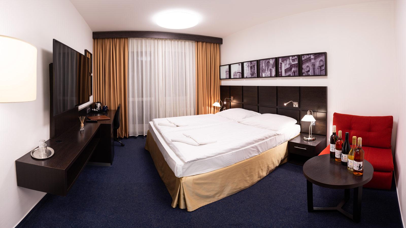 hotel v Karlově pod Pradědem
