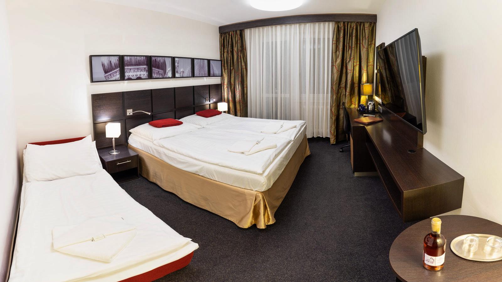 Superior v hotelu Kamzík