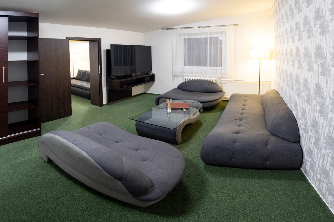 Ubytování v Karlově