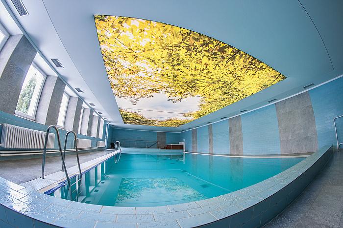 hotel s bazénem v Jeseníkách