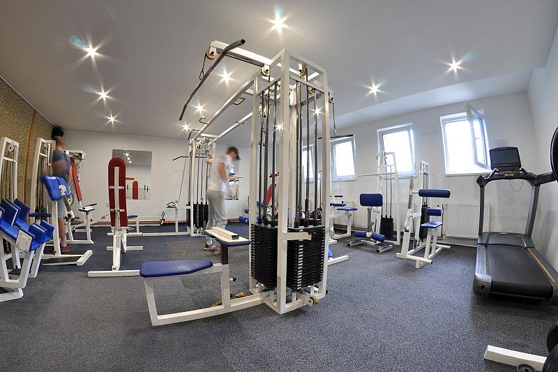 hotel s fitness v Jeseníkách