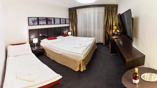 Pokoj Superior v hotelu Kamzík